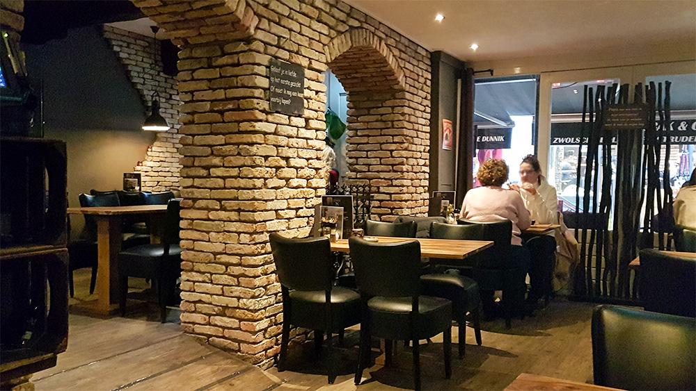 Eten met kids in Zwolle | Brasserie Dunnik